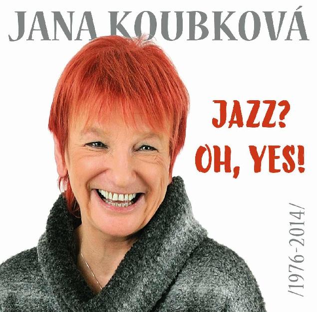 Nové CD Jany Koubkové